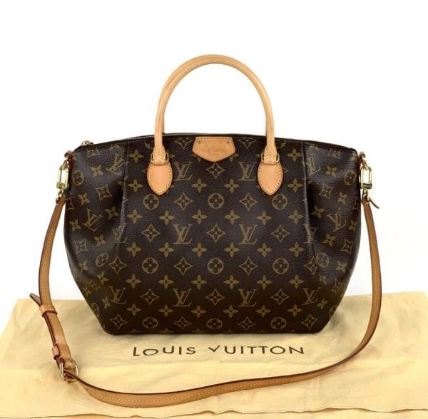 Louis Vuitton Monogram Turenne MM