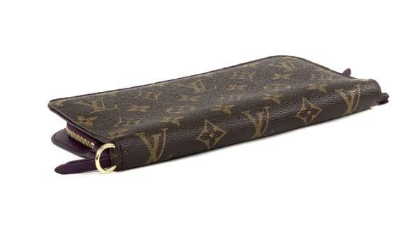 Louis Vuitton Monogram Insolite Wallet Cassis