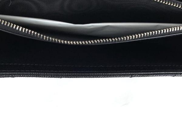 YSL Monogram Matelassé Leather Wallet-On-Chain