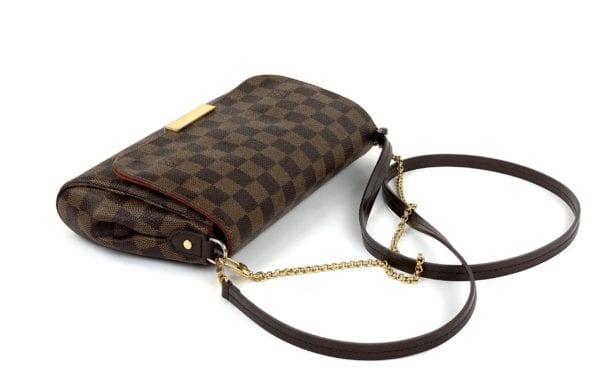 Louis Vuitton Damier Ebene Favorite MM