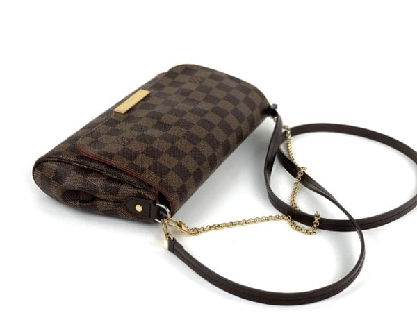 Louis Vuitton Damier Ebene Favorite MM