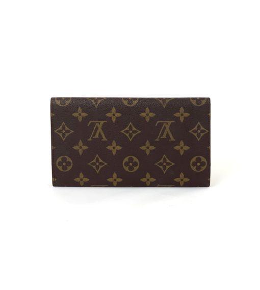 Louis Vuitton Monogram Porte Tresor International Wallet