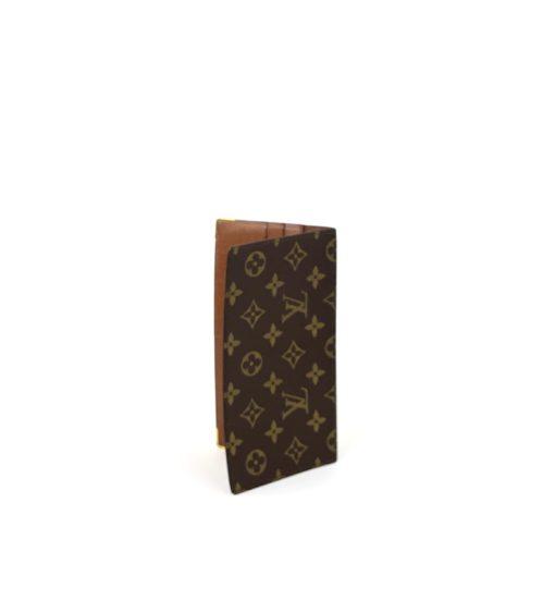 Louis Vuitton Vintage Monogram Porte Valeurs Checkbook Wallet