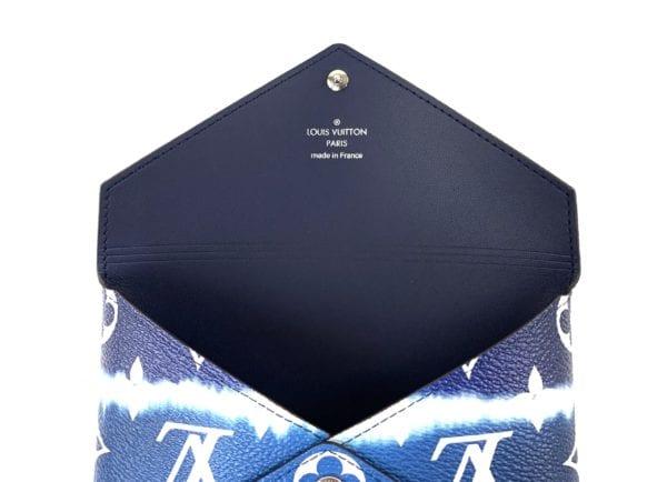 Louis Vuitton Monogram Escale Medium Kirigami Pochette Insert Blue
