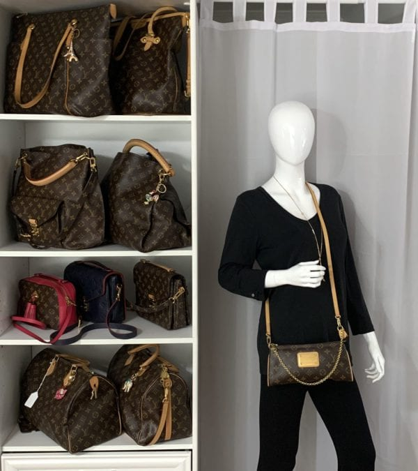 Louis Vuitton Monogram Sophie Crossbody