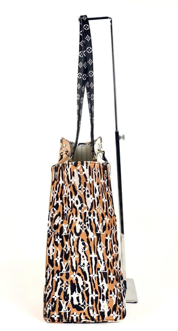 Louis Vuitton Monogram Onthego GM Jungle