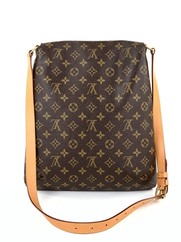Louis Vuitton Monogram Musette Salsa GM