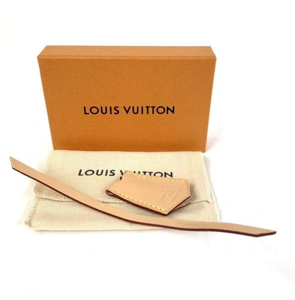 Louis Vuitton Vachetta Clochette Key Bell Holder