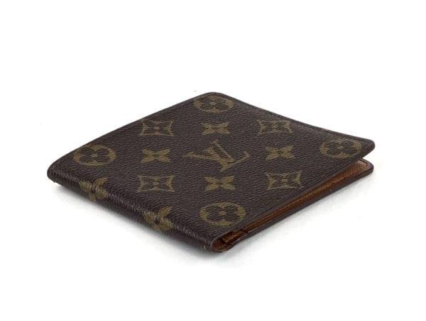 Louis Vuitton Mens Vintage Bifold Wallet