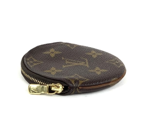 Louis Vuitton Monogram Ronde Coin Case