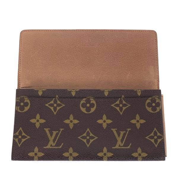 Louis Vuitton Monogram Porte Yen Wallet