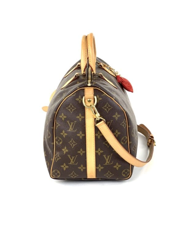 Louis Vuitton Monogram Speedy Bandouliere 35