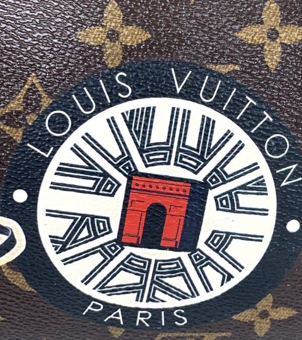 Louis Vuitton Speedy Bandoulière 30 My LV World Tour