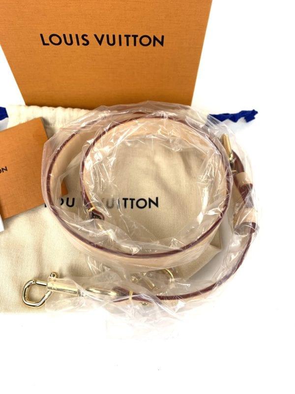 Louis Vuitton Vachetta Shoulder Strap VVN