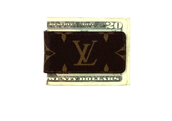 Louis Vuitton Vintage Money Clip
