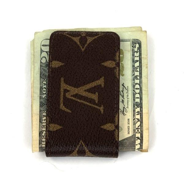 Louis Vuitton Vintage Money Clip