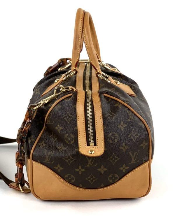 Louis Vuitton Limited Edition Monogram Stephen Bag