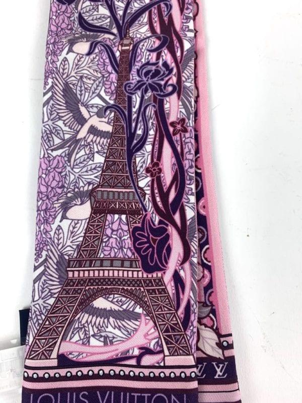 Louis Vuitton Silk Louis A Paris Rose Bandeau