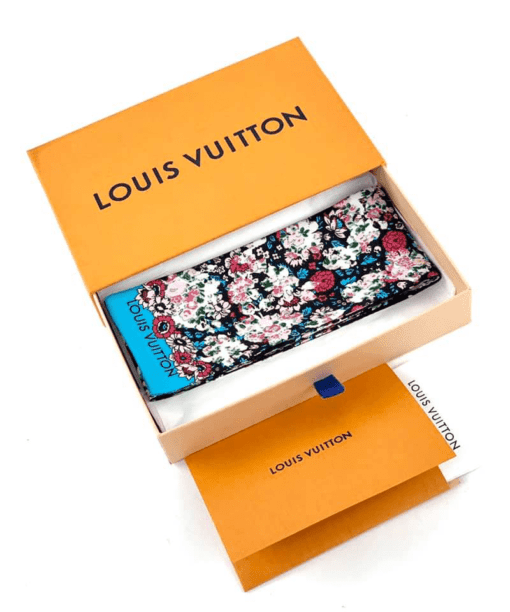 Louis Vuitton LVberty Silk Bandeau