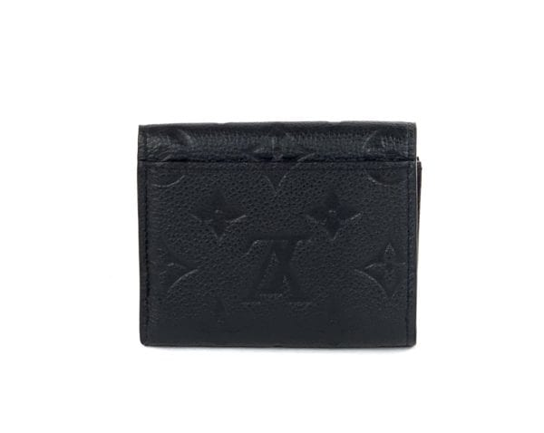 Louis Vuitton Empreinte Zoe Wallet Black