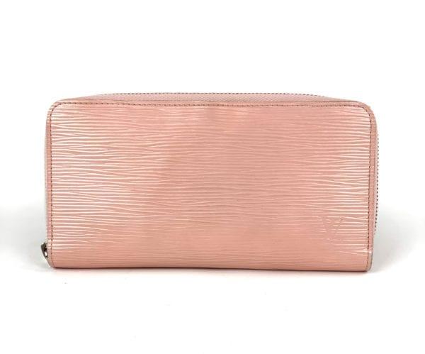Louis Vuitton Epi Zippy Wallet Pink