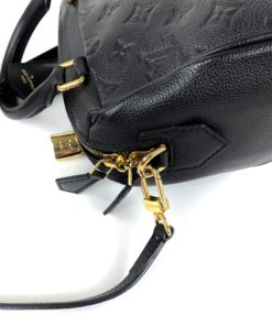 Louis Vuitton Empreinte Speedy 20 Bandouliere Black