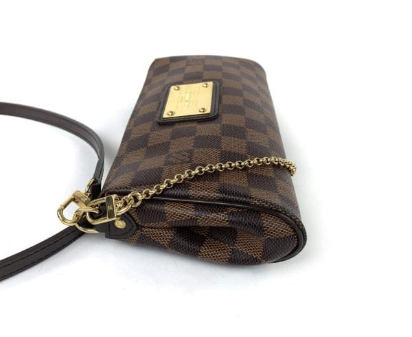 Louis Vuitton Damier Ebene Eva Crossbody