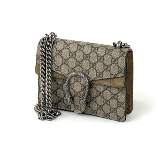 Gucci Dionysus GG Supreme Mini Bag
