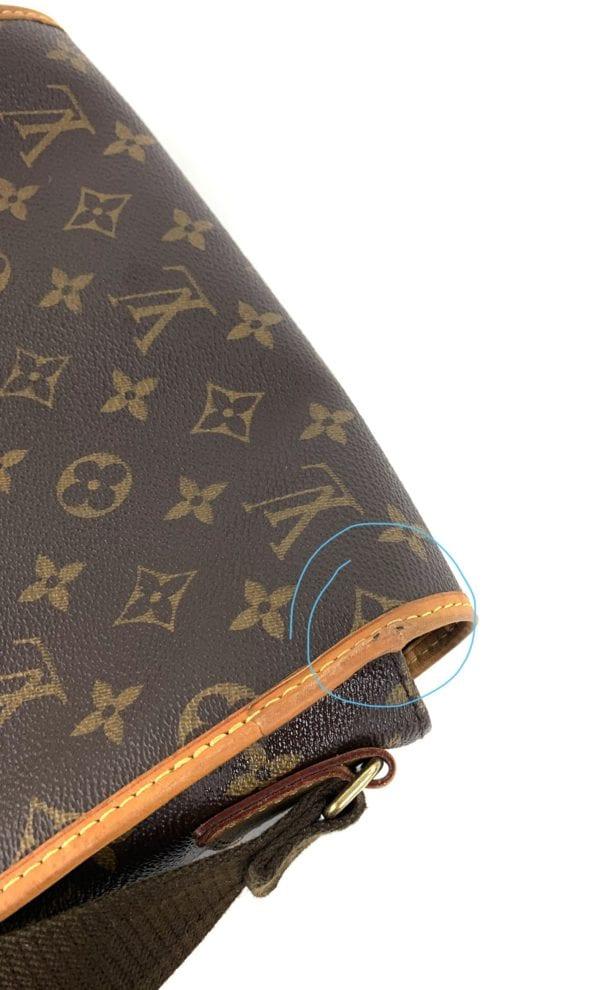 Louis Vuitton Monogram Bosphore PM Messenger
