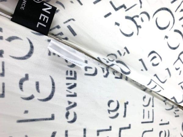Chanel CC Sea Line Large Umbrella