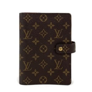 Louis Vuitton Monogram Agenda MM Organizer