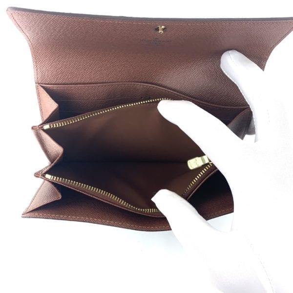 Louis Vuitton Monogram Sarah Wallet