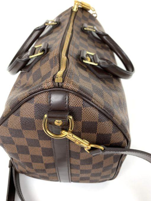Louis Vuitton Damier Ebene Speedy Bandouliere 30