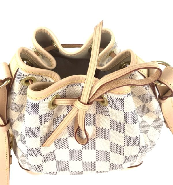 Louis Vuitton Noé BB Damier Azur Canvas