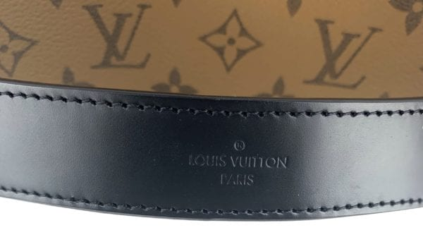 Louis Vuitton Reverse Monogram Bento Box EW