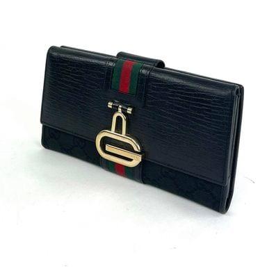 Gucci Vintage Long Wallet