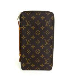 Louis Vuitton Monogram Organizer de Voyage Travel Organizer