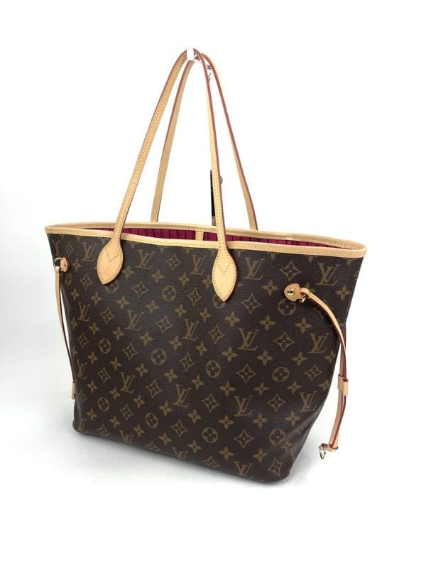 Louis Vuitton Monogram Neverfull MM Peony