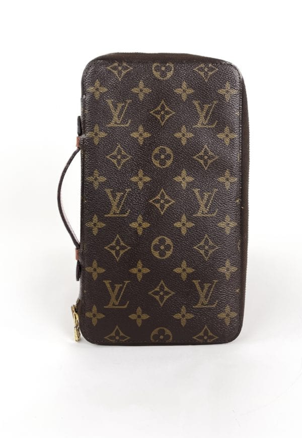 Louis Vuitton Poche Escapade Monogram Organizer Wallet
