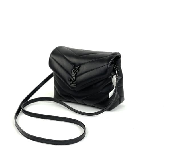 YSL Loulou Toy Quilted Shoulder Bag