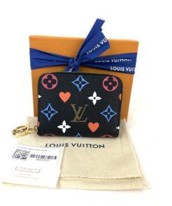 Louis Vuitton Game On Zippy Coin Wallet
