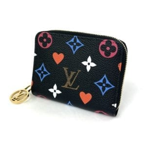 Louis Vuitton Game On Zippy Coin Wallet
