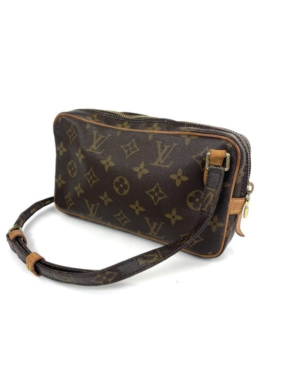 Louis Vuitton Monogram Pochette Marly Bandouliere
