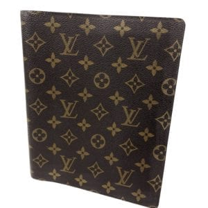 Louis Vuitton Vintage Monogram Notepad Cover