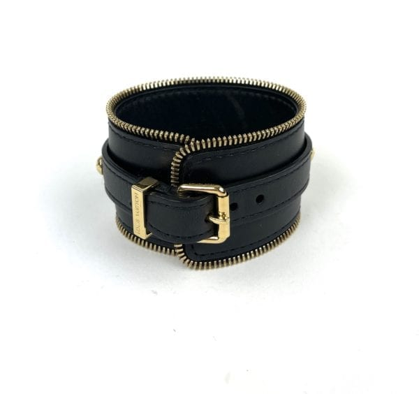 Louis Vuitton Zippy Cuff Black