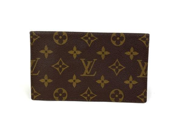 Louis Vuitton Vintage Monogram Checkbook Holder