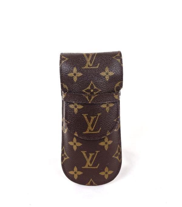 Louis Vuitton Monogram Etui a Lunettes Rabat Glasses Case