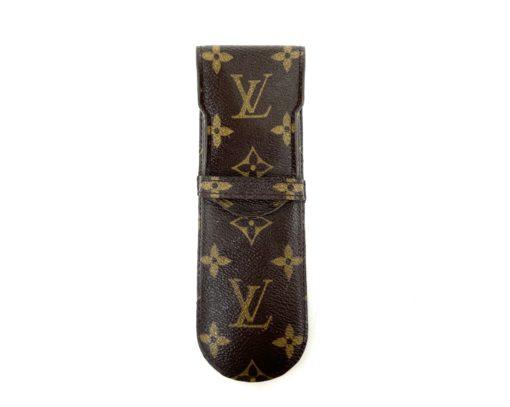 Louis Vuitton Monogram Etui Pen Holder Case