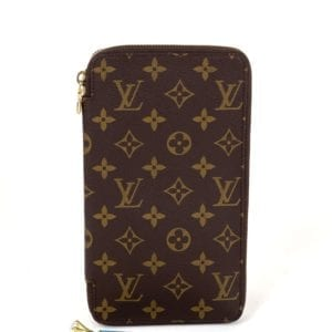 Louis Vuitton Monogram Organizer de Voyage Travel Organizer