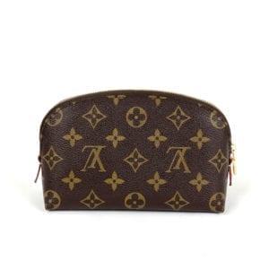 Louis Vuitton Monogram Ronde PM Cosmetic Case